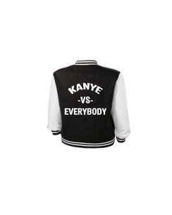 Kanye Vs Everyone Varsity Jacket