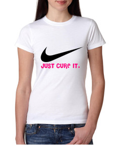 Cancer Awareness Tshirts Cure it