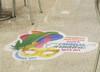 Floor Decals - FloorTalkers Floor Graphic Stickers