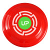 "9"" Promotional Frisbee, Custom Printed Flying Disk Toys - Red"