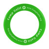 Zing Ring Promotional Flying Discs, Dog Safe Frisbees - Green