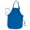 Work Aprons - Custom Printed Grooming Aprons - Royal Blue