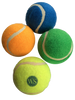 Promotional Tennis Balls for Dogs - Assorted