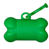 Bone Shaped Pet Waste Bag Dispensers - Green
