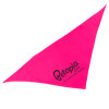Bandanas for Small Dogs with Custom Imprint - Hot Pink (675)
