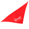 Bandanas for Small Dogs with Custom Imprint - Red (186)