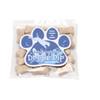 Mini Dog Bone Treats Packet with Custom Paw Shaped Magnet