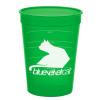 Promotional Pet Food Measuring Cups - Translucent Green