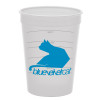 Promotional Pet Food Measuring Cups - Translucent Frost