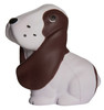 Basset Hound Dog Squeezies Stress Relievers - Side