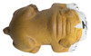 Bull Dog Lying Down Squeezies Stress Relievers - Top