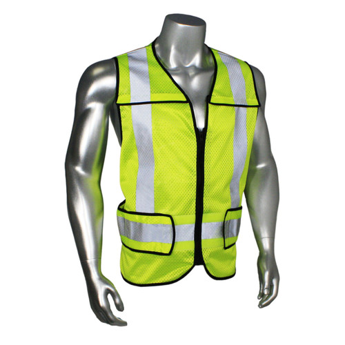 High Visibility Safety Vests with Custom Imprint