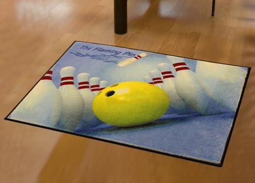 Logo Mat Custom Printed Carpets - PromoMats HD