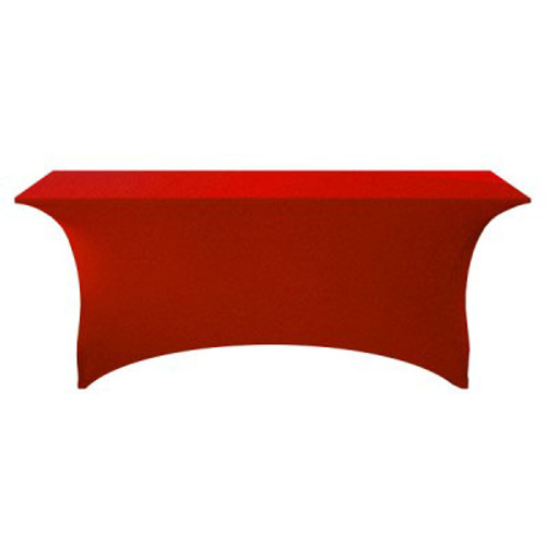 Spandex Fabric Table Covers - Non-Printed