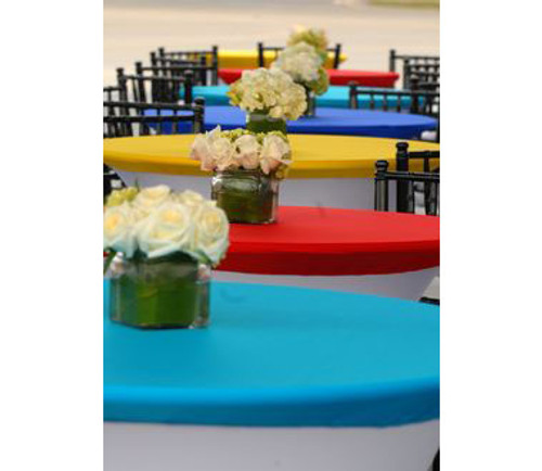 Table Toppers - Spandex Table Cover
