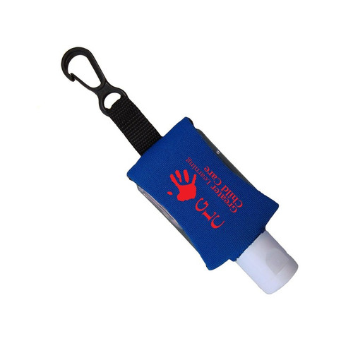 Easy Clip Hand Sanitizer with Custom Imprint