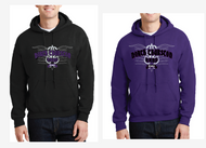 NORTH THURSTON BAND HOODED SWEATSHIRT