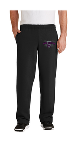 NORTH THURSTON BAND W/POCKETS OPEN BOTTOM SWEATPANT