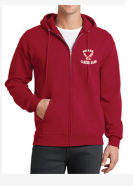 CARTER LAKE ELEM. FULL ZIP HOODED SWEATSHIRT