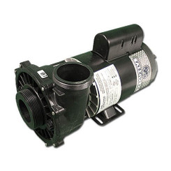 "Pump, Waterway Executive 56, 4.0HP, 230V, 12.0/4.4A, 2-Speed, 2""MBT, SD, 56-Frame (3721621-1D)"