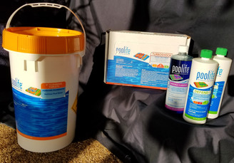 """Preseason Chemical Package with 3"""" Tablets - 50 lb"""