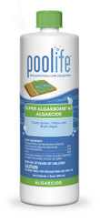 Poolife Super Algaebomb 60 Algaecide, 1 qt (61110)