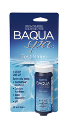 BAQUA Spa® 4-Way Test Strips