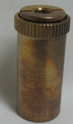 Brass anchor for loop-loc covers