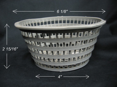 Basket for Olympic Above Ground Skimmer, Replacement for ACM88 (B213)