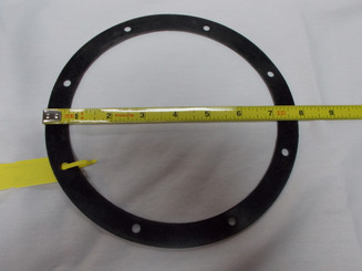 Gasket for Hayward SP1048 Main Drain for Vinyl or Fiberglass Pool