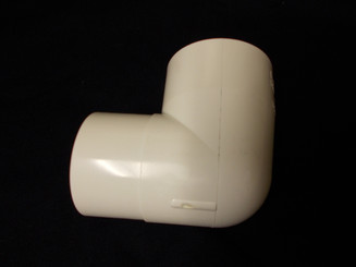 PVC 90 degree Street Elbow, Sch40 (409-xxx)