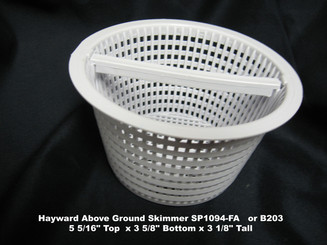 Skimmer Basket for SP1094 Hayward (SPX1094-FA)