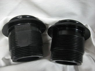 BULKHEAD FITTING, BAKER HRV FILTER ( 31B9032)