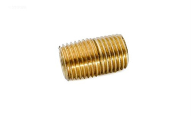 Brass Nipple for Sta-Rite Air Bleed Fitting (35202-0959)