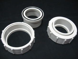 """Union Fitting Package for Sta-Rite Pumps, 2"""" (PKG188)"""