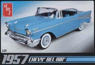 AMT638 1957 Bel Air 1/25