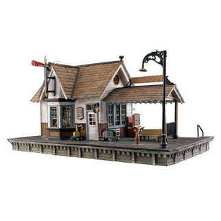 BR5052 HO Scale Woodland Scenics The Depot