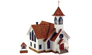 BR5041 HO Woodland Scenics Community Church
