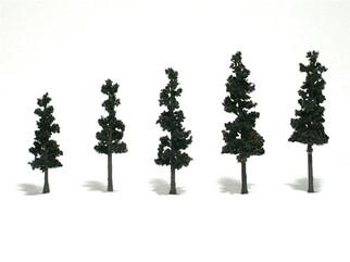 TR1563 Woodland Scenics Ready Made Realistic Tree (Pine)