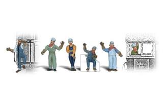A2733 Woodland Scenics O Engineers