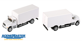 949-11290 HO Walthers SceneMaster(TM) International 4900 Single-Axle Box Van-Assembled