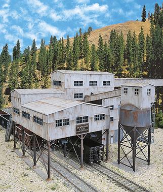 933-4046 HO Walthers Cornerstone Diamond Coal Corporation Kit