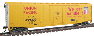 931-1672 Walthers Trainline(R) Union Pacific Boxcar RTR