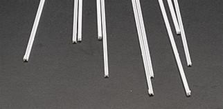 """90541 Plastruct H Column Styrene 1/16"""""""