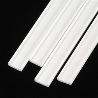 90537 Plastruct Channel Styrene 5/16""