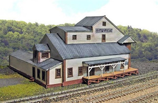 893 N Scale Branchline Valley Fuel Kit