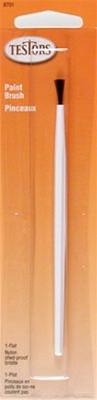 8701 Testors Broad Tip Brush Flat
