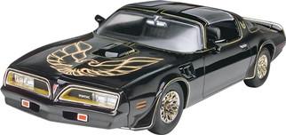 85-4027 Revell 1/25 Scale Smokey and the Bandit '77 Firebird Plastic Model Kit