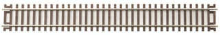 "80-1001 MTH HO ScaleTrax 9"" Straight Track Code 83 (Compatible With Atlas Code 83)"