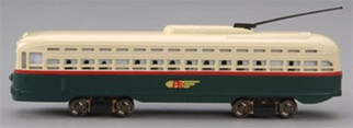 62945 Bachmann HO PCC Trolley Philly Transit Company